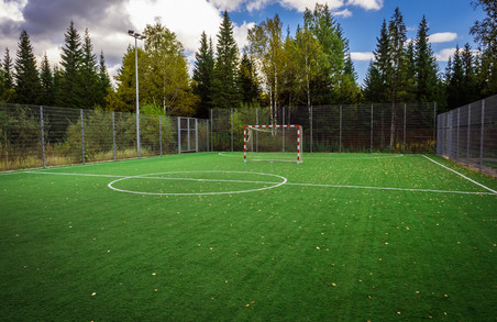 Як громаді отримати новий сучасний футбольний майданчик?