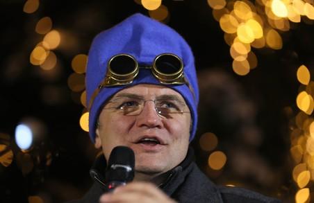 Садовий натякнув,що коаліції з Гриценком на парламентських виборах не буде