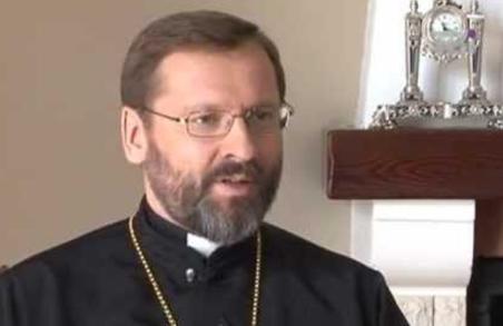 Верховний архієпископ Святослав(Шевчук): Церква не має займатися політикою