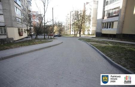 У Львові реконструюють ще одну вулицю