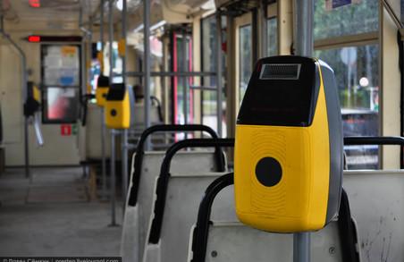 У Львові встановлюють валідатори для електронного квитка