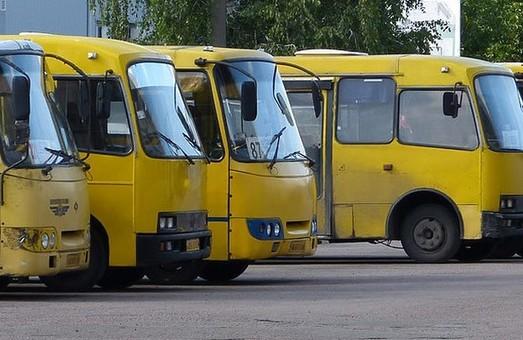 В Україні заборонять маршрутки