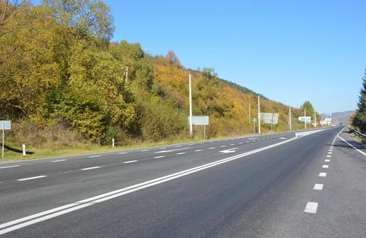 ЄБРР збудує нову магістраль Львів - Мукачево - Ужгород