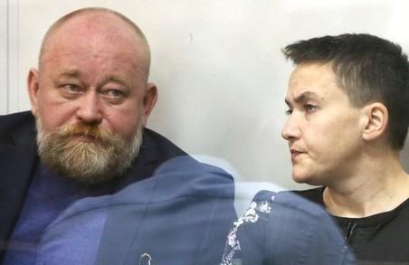 Савченко та Рубана звільнили в залі суду за 5 днів до виборів