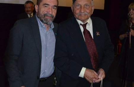 Ветерану Дивізії «Галичина» виповнилося 95 років