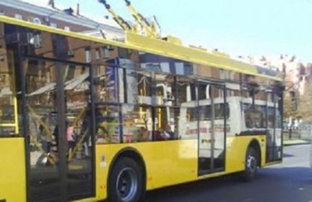 У суботу у Львові не їздитимуть тролейбуси