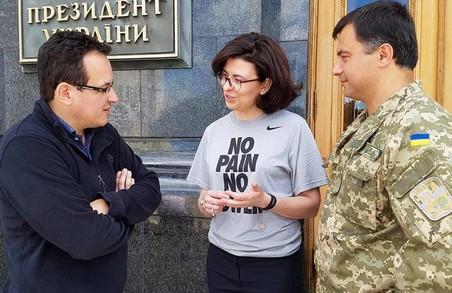 І тут львів'яни не люблять: Оксана Сироїд зібралася забрати у Зеленського повноваження