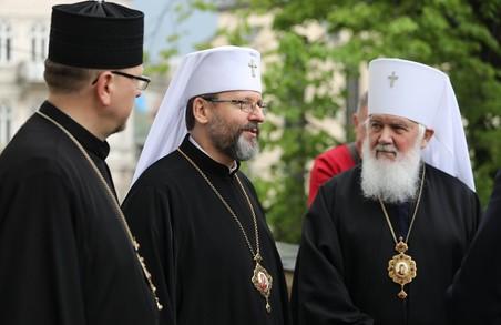 Львів'янином року став воїн 80-бригади, а почесними громадянами міста – Архієпископ Святослав, Патріарх Філарет та митрополит Макарій