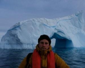 Львівський воїн-учасник АТО першим в історії України дістався до Антарктиди автостопом