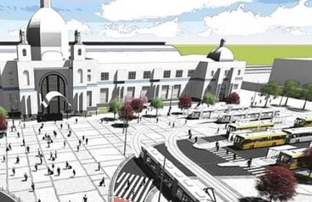 Битва за зупинки: у Львові добилися дотримання норм при реконструкції площі Двірцевої