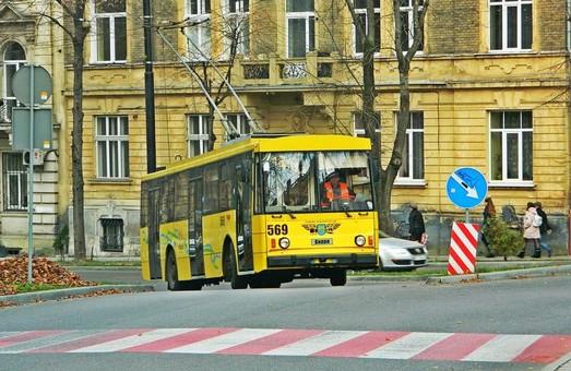 У Львові хочуть з`єднати весь центр міста тролейбусною лінією