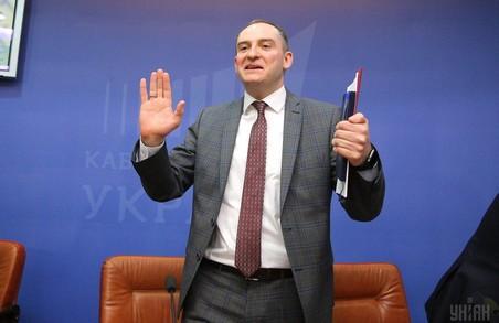 Головою податкової служби став львів`янин Сергій Верланов