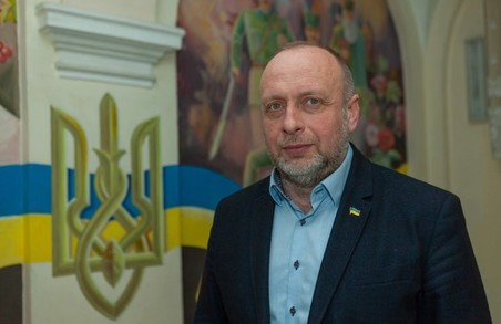 Нардеп зі Львівщини Андрій Кіт вимагає визнати УПА учасником антигітлерівської коаліції