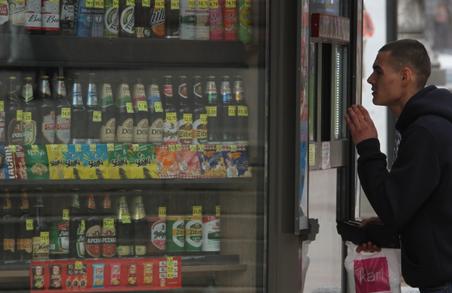 У Львові МАФи досі торгують алкоголем