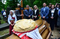 Як Львів прощався з Маркіяном Іващишином (ФОТО)