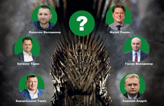 Хто буде головою ЛОДА?
