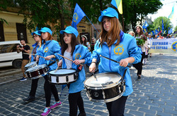День Героїв у Львові відзначили масштабним маршем (ФОТО)