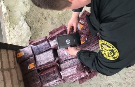 Львівські митники виявили 110 планшетів НР