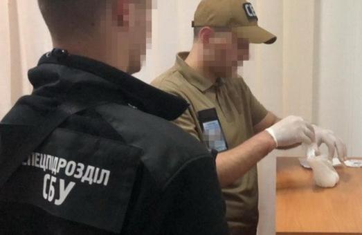 Львівське СБУ прикрило контрабанду наркотиків