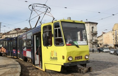 Львів'яни вимагають прокласти трамвайну колію на Левандівку