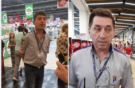 У львівському Ашані дитину з синдромом Дауна безпідставно звинуватили у крадіжці