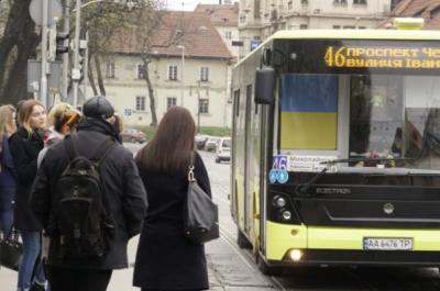 Львів замовить ще 100 автобусів та 10 трамваїв