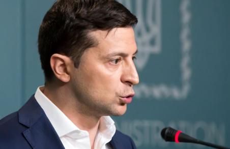 Зеленський звільнив двох голів районів Львівщини