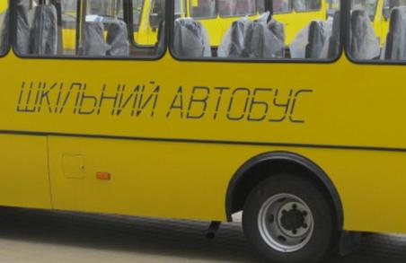 Дітям на Львівщині не куплять шкільні автобуси