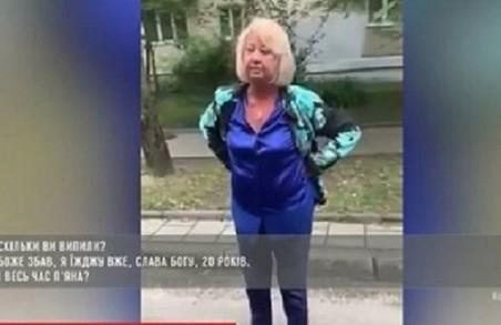 «Боже збав»: у Львові заслужений медик скоїла ДТП напідпитку та втекла