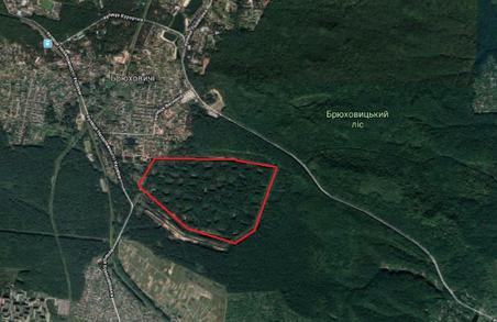 У Брюховичах хочуть віддати 125 га землі під забудову