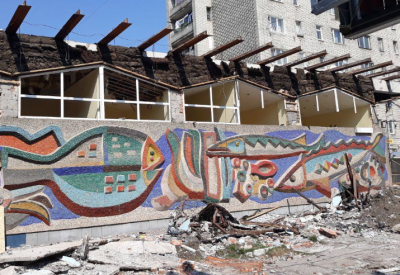 """Забудовникам, які знищили """"Океан"""", скасували містобудівні умови"""