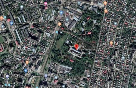 Війна за сквер: медики психлікарні на Кульпаркові створили петицію з вимогою повернути їм сквер