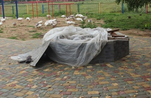 На Львівщині відкриють перший сільський фонтан