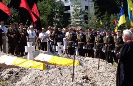 На Львівщині вшанували пам'ять загиблих у «Бродівському оточенні» (ФОТО)