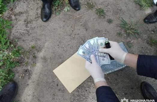 Сільський голова на Львівщині вимагав 5 тисяч доларів хабара (ФОТО)
