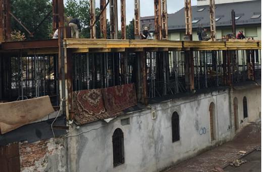 У Львові розбудовують російську церкву