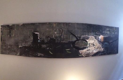 З 2 до 28 липня відбуватиметься виставка Петра Сметани «Ефемерні ландшафти»