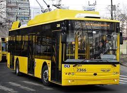 """Тролейбуси Порошенка дешевші за львівські """"Електрони"""""""