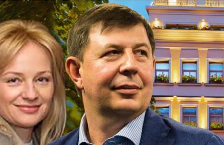 """У нардепа Козака, власника """"каналів Медведчука"""", знайшли елітний готель у власності"""