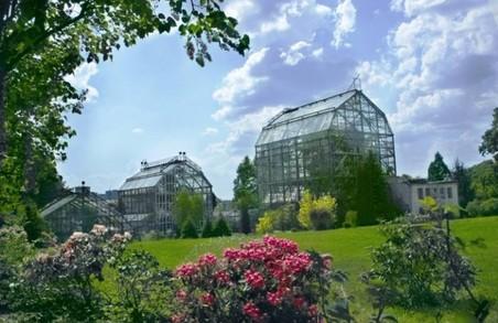 Львівський ботанічний сад запрошує на день відкритих дверей