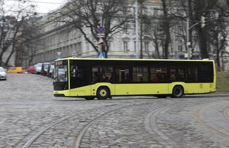 У Львові можуть запустити ще один комунальний автобус до аеропорту