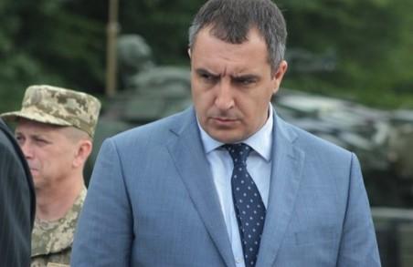 Ганущин хоче звільнити своїх заступників вже завтра, Гірняка в їх числі