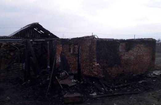 Чоловіка, який підпалив дім багатодітної родини, звільнили від покарання