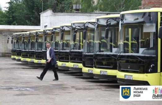 АТП-1 у Львові забрало собі ще більше маршрутів