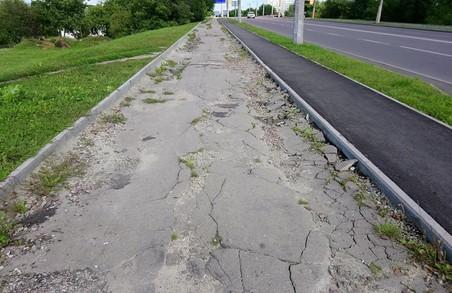 У Львові вимагають заборонити велодоріжки