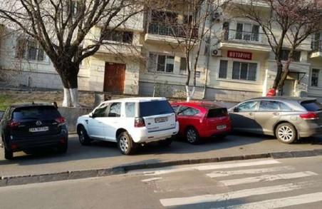 Львівські депутати не підтримали надання львів`янам безкоштовних паркомісць