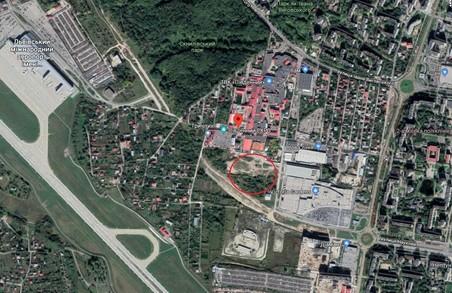 """""""Онур"""" з ЛМР заснували підприємство на 5 га землі біля аеропорта"""