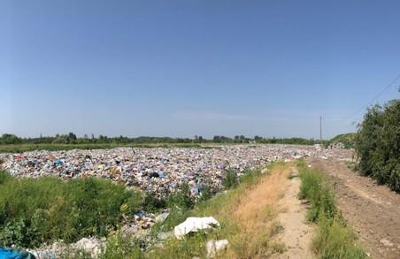 Червоноград не прийматиме львівське сміття