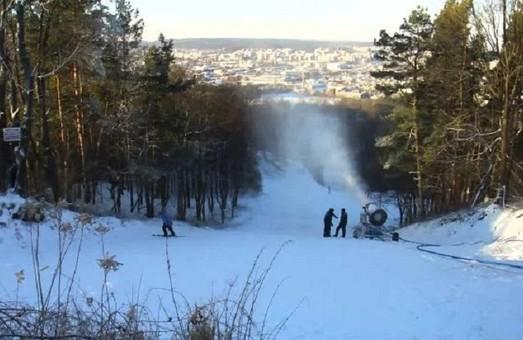 У Львові відновлять гірськолижну трасу
