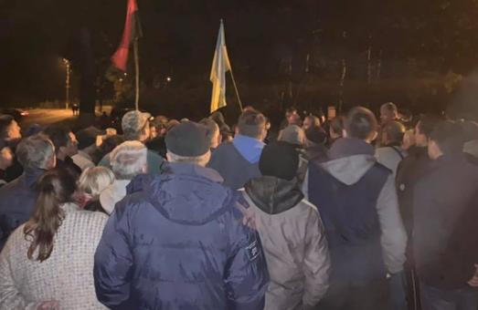 На Львівщині поновили блокаду російських вагонів